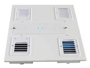 PR-UV01 - Ceiling Mounted Germicidal UV Troffer