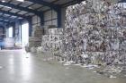 Waste recycking plant